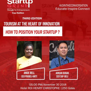 Tourism at The Heart of Innovation Series