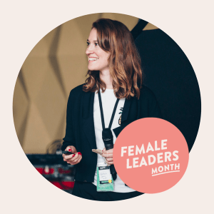 Female Entrepreneurs Month! We welcome Nathalie Sonne from leAD Sports Accelerator