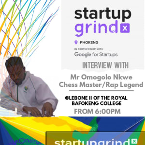 Mr Omogolo Nkwe  INTERVIEW