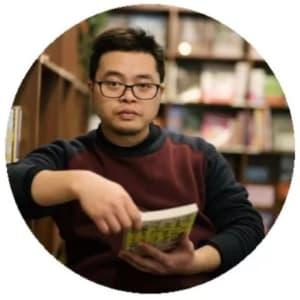 We are hosting Jiasheng Chen (Cizai Book Store)