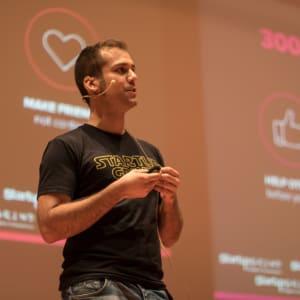 Alex Rodriguez Bacardit Co-Founder Mars Based & Chapter Director Barcelona