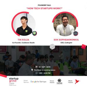 Founder Talk 2: How Tech Startups Work