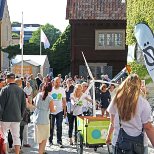 Global talent & Talent in a global world (in Almedalen)