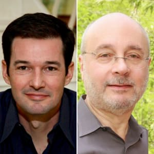 Curtis Gunn (Desert Angels) & Jim Goulka (Arizona Tech Investors)