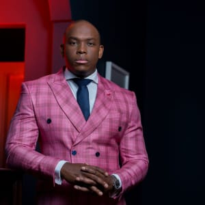 Fireside chat with Vusi Thembekwayo
