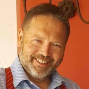 Marcus Killick OBE, CEO of Isolas & Hon. Minister Albert Isola