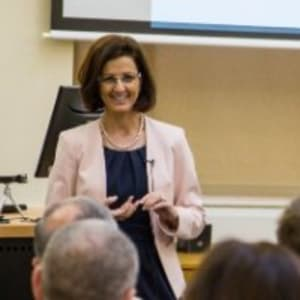 Prof Daniella Tilbury Vice-Chancellor & CEO University of Gibraltar