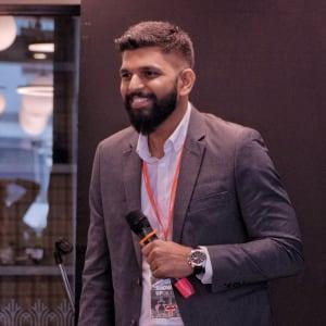 Fireside Chat With Social Entrepreneur Mr. Abhishek Saini   TedX Speaker