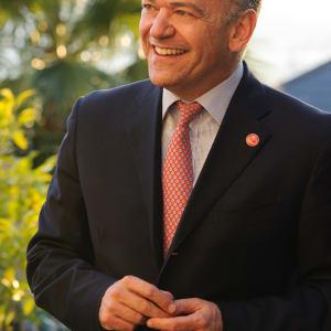 Hon. Albert Isola Minister for Commerce - Gibraltar's New Technology Sector &  what's next for 2019