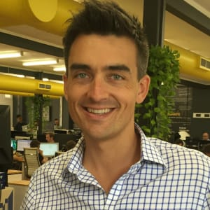 Alex McCauley (StartupAUS)