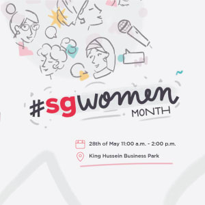 SG Women: Female Entrepreneurship in Jordan