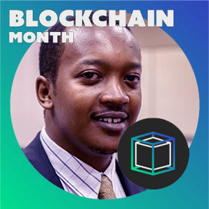 Blockchain Chat with Norbert Haguma