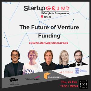 The Future of Venture Finance