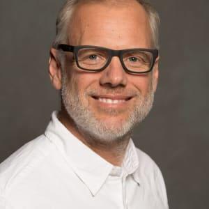 Barry Crist, CEO (Chef)