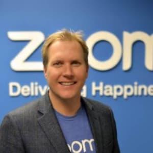 Ben Volkman, Zoom Video Communications