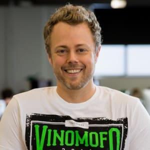 Justin Dry - Vinomofo