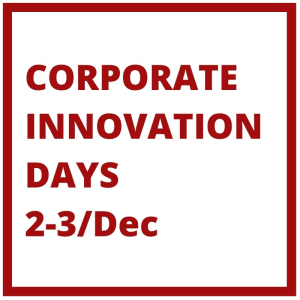Corporate Innovation Days 2019 - Event Colaboration
