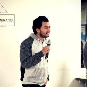 Presentando a Tavo Zambrano Fundador y CEO de Skydrop