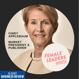 It'll Never Happen To Me - Cindy Applebaum, Market President & Publisher - Albany Business Review