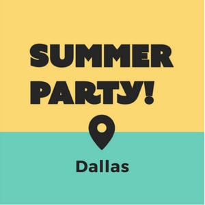 IBM Summer Startup Party!