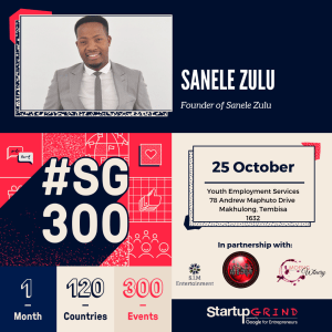 Firesidechat with Sanele Zulu - CEO Sanele Zulu International