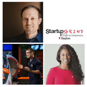 Lessons Learned from Shark Tank with Three Dayton Startups During Startup Week