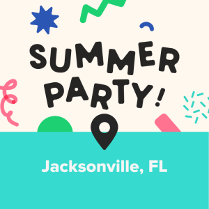 Summer Pitch Party on the Beach 2019