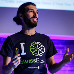 Is ICO The Future of Fundraising? With Cyrus Fazel, Founder & CEO of SwissBorg