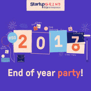 Startup Grind 2017 Holiday Party!