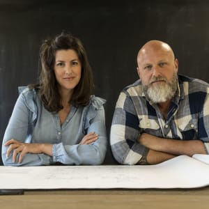 FUNDamentals: The Joinery Founders Jon and Sarah Bucklew Moderated by Kevin O'Brien