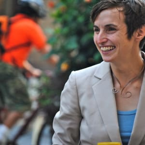Alison Cohen (Bicycle Transit Systems - President and CEO)