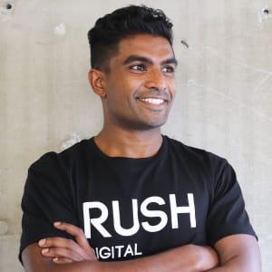 Startup Grind hosts Danu Abeysuriya (Rush Digital)