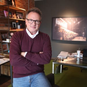 Startup Grind Columbus Hosts David Brown, Harmony Project