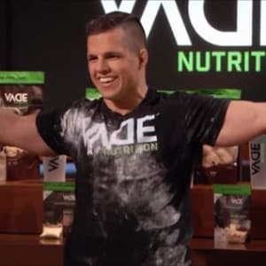 Learn how to pitch and win on Shark Tank with Joe Johnson of VADE NUTRITON