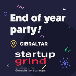 Startup Grind Gibraltar End of the Year Party 2018