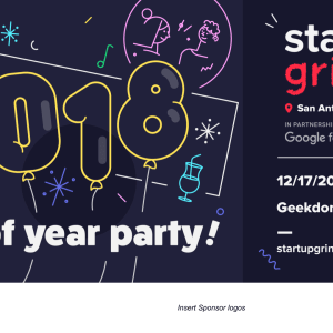 Startup Grind - Holiday Happy Hour!