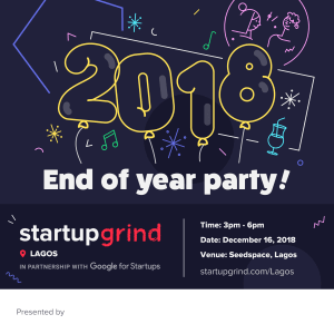 End of Year Networking Party
