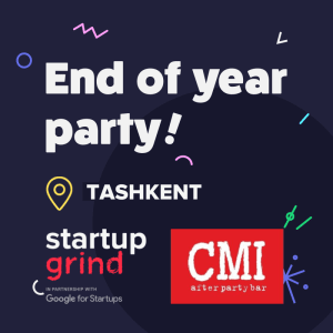 Startup Grind New Years Party