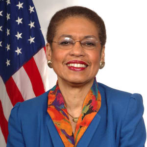 The Honorable Eleanor Holmes Norton of District of Columbia