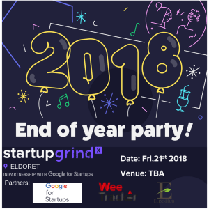 End Of Year Networking Party!!!