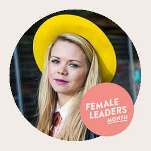 Sofie Lindblom (CEO & Co-founder ideation360, ex-Spotify) from innovation to action