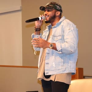 """""""Creating Your Own Lane in the Tech World"""" with Everette Taylor"""