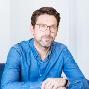 President & CMO of WeTransfer - Damian Bradfield