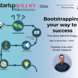 Bootstrapping your way to success - The story behind Dogu