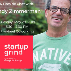 The King of Lewis Street - Fireside Chat with Andy Zimmerman