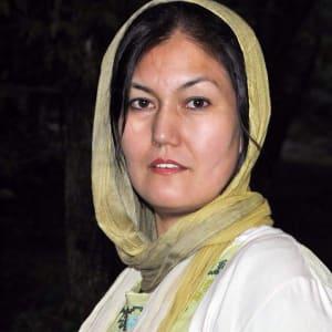 We are hosting Fakhria Ibrahimi Momtaz