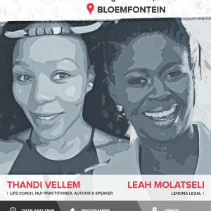 Startup Grind Bloemfontein Hosts Leah and Thandi