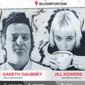Startup Grind Bloemfontein Hosts Jill & Gareth