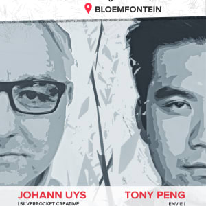 Johann Uys & Tony Peng (Silver Rocket & Envie)