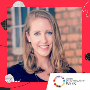 Building a Million-Dollar Startup with Lauren Russell Nkuranga CEO at (GET IT Africa)